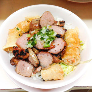 Vermicelli With 3-Kind Meat